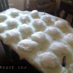 Foam for Tufted Headboard
