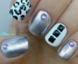 Cute Quickie: Pink Manicure