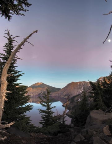 Crater Lake National Park – October 2017